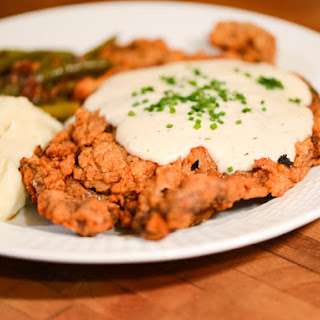 Tender and Beefy Chicken Fried Steak