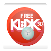 KLOK3D FREE WALLPAPER CLOCKS