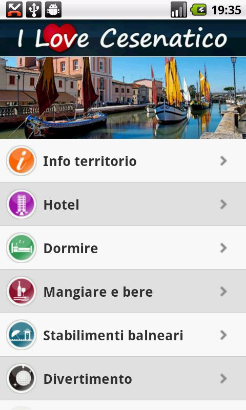 I Love Cesenatico - screenshot