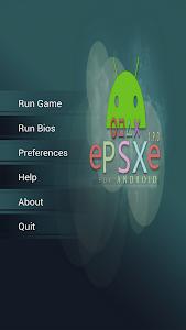 ePSXe for Android v1.9.25