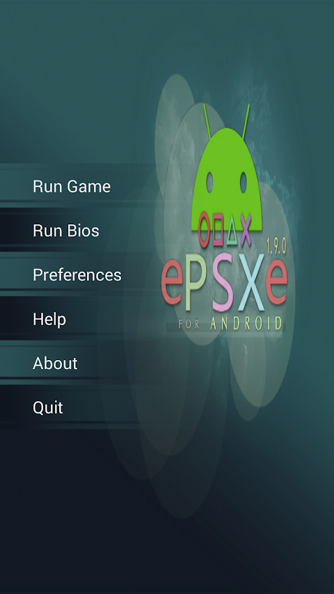 ePSXe for Android 1.9.22 Patched APK