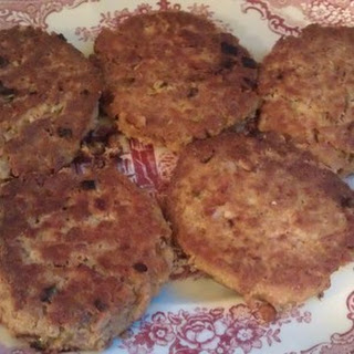 Tuna Patties **Gluten free version