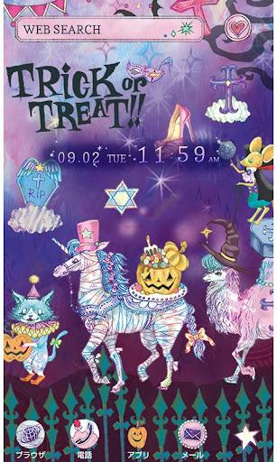 ★きせかえ無料★ECONECO Halloween