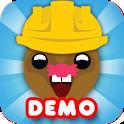 molly the mole demo icon