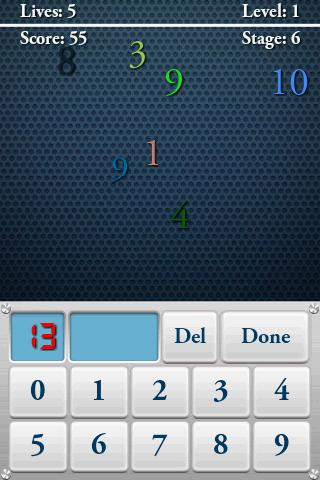 Math Brain Extreme- screenshot