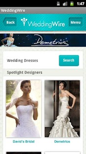 WeddingWire - screenshot thumbnail