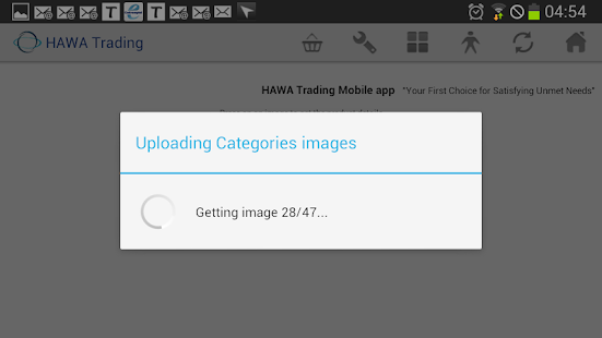 HAWA Trading - screenshot thumbnail