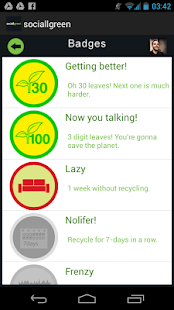 Sociallgreen- screenshot thumbnail