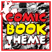 COMIC BOOK HD ADW Theme