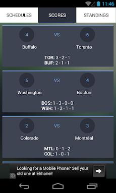Live Hockey Scoresのおすすめ画像2