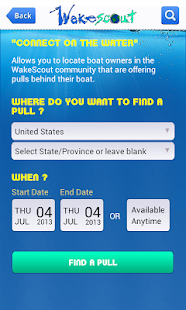 WakeScout - screenshot thumbnail