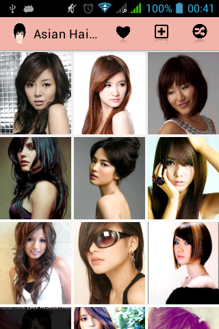 Asian Hairstyles for Girls