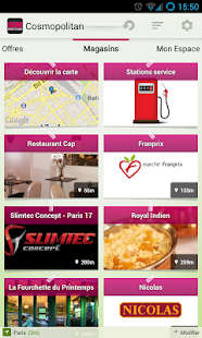 Cosmopolitan Bons Plans - screenshot thumbnail