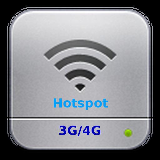 Wifi Hotspot 3G/4G Widget LOGO-APP點子