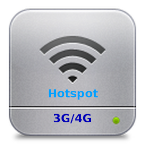 Wifi Hotspot 3G/4G Widget 通訊 App LOGO-硬是要APP