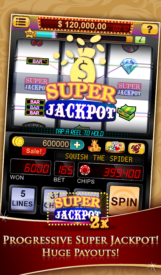 free slot machine app for android