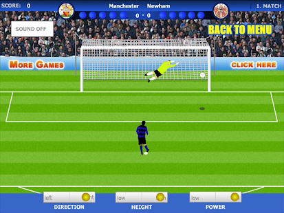 Penalty League - Soccer Game - screenshot thumbnail