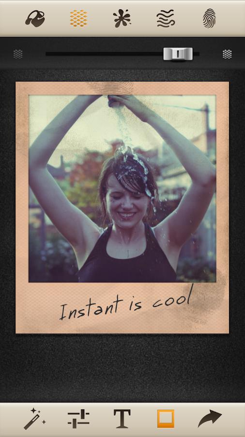 Instant: Polaroid Instant Cam- screenshot
