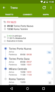 Train Timetable Italy - screenshot thumbnail