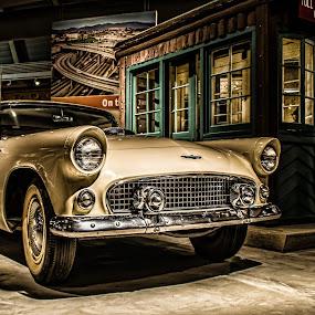 Museum Piece One by Chris Thomas - Transportation Automobiles ( car, michigan, musuem, henry ford, detroit,  )