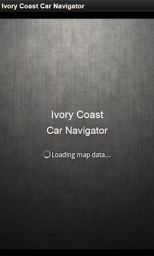GPS導航 象牙海岸