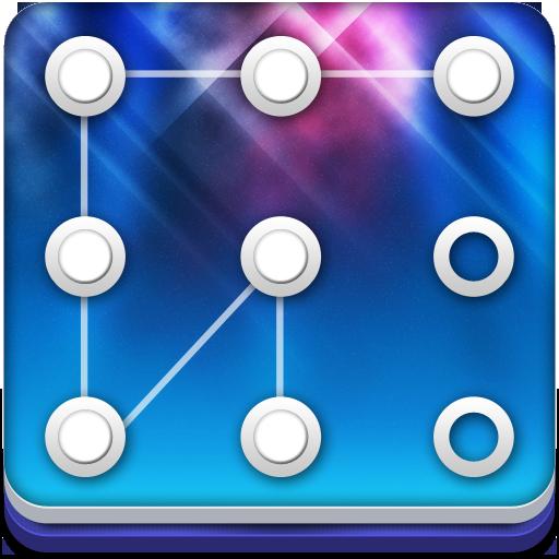 ドットパターンロック画面 工具 App LOGO-硬是要APP