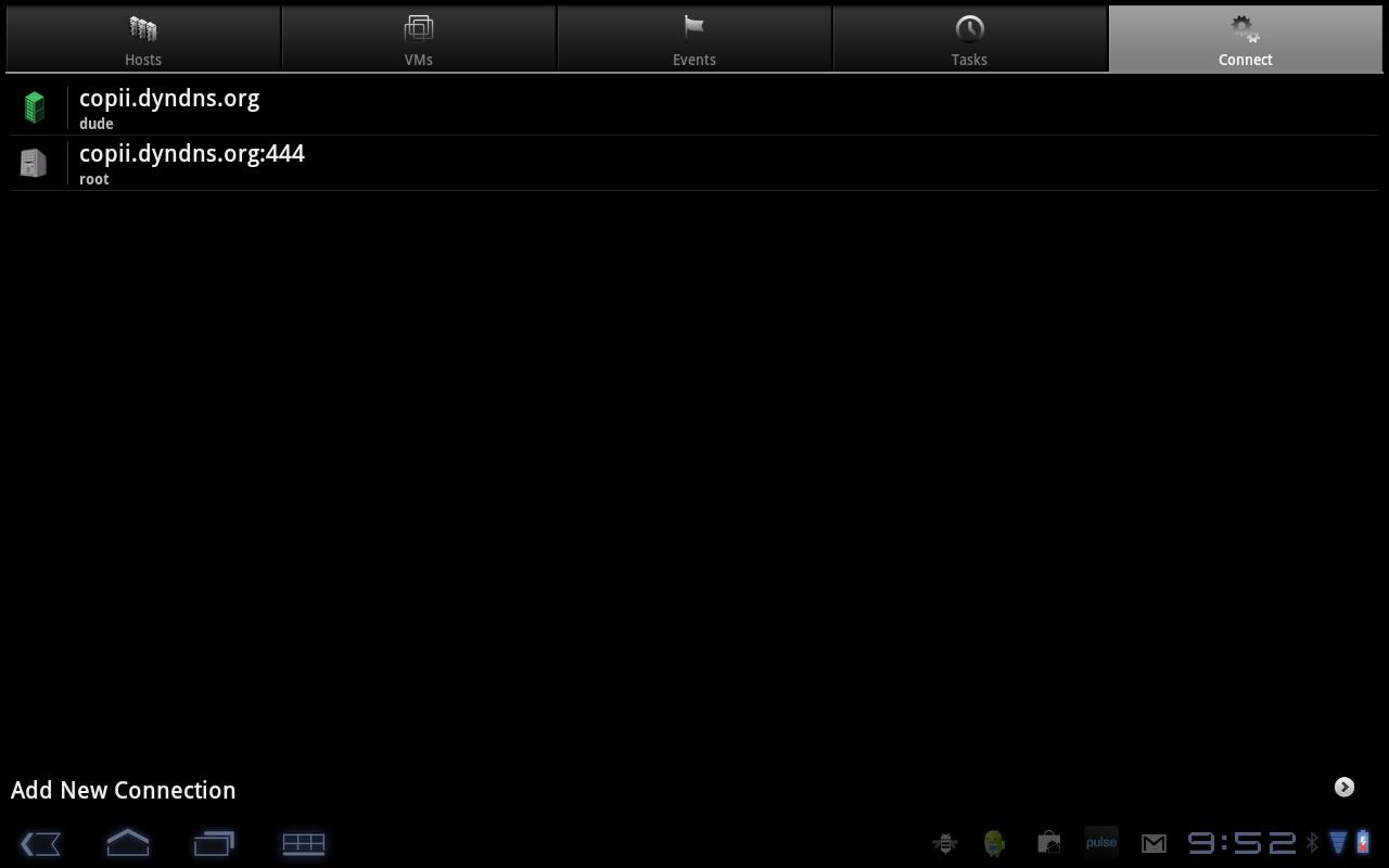 iVMControl- screenshot