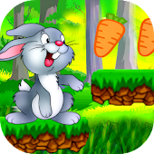 Super Bunny Jungle Run
