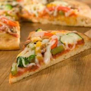 Primavera Pizza.