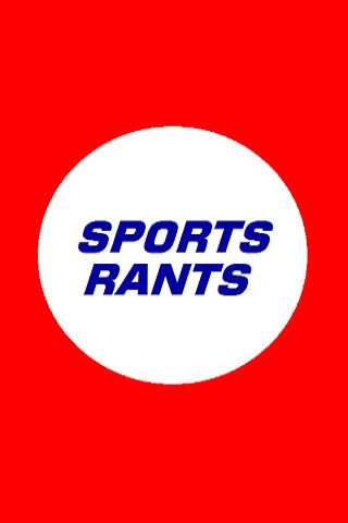 Sports Rants - screenshot