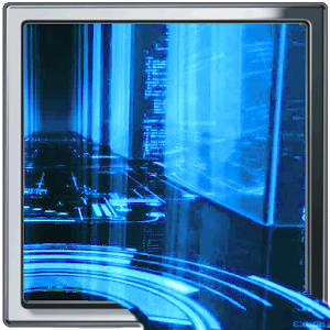 Free Apk android  Hi-Tech Street Live Wallpaper 1.0  free updated on