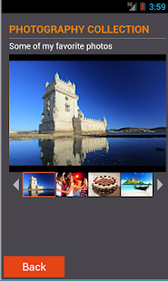 Photo Gallery Slideshow- screenshot thumbnail