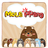 MolePPang with facebook(Game)