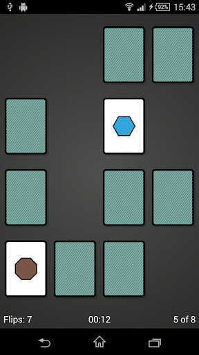 Memory Game Concentration