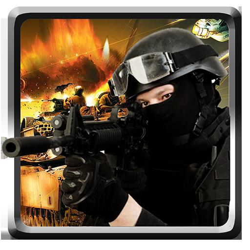 軍事突擊射擊 動作 App LOGO-硬是要APP