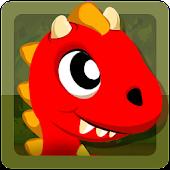 Dragon Temple run 2D