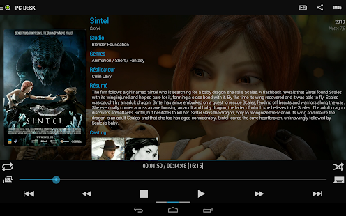 Yatse, the Kodi Remote Screenshot 26