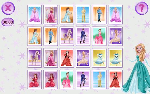 神経衰弱 (トランプ) 女の子のためのゲーム 無料ゲーム|玩教育App免費|玩APPs