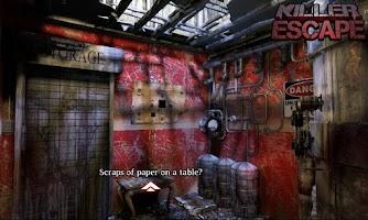 Screenshot of Killer Escape