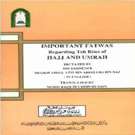 Fatwa regarding Hajj and Umra 書籍 App LOGO-APP試玩