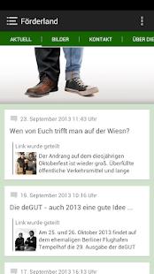 foerderland - screenshot thumbnail