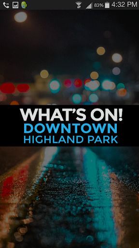 Downtown Highland Park