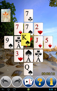 Diamond Solitaire HD Free- screenshot thumbnail