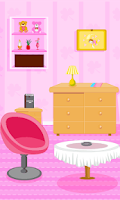 Screenshot of Escape Game-Pink Foyer Room