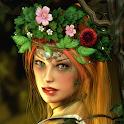 Hidden Garden Fairy Forest icon