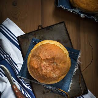 Croissant Bread with Lard.