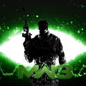 Modern Warfare 3 Wallpapers HD logo