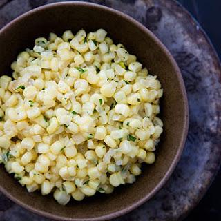 Tarragon Corn