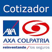 Cotizador Auto AXA Colpatria