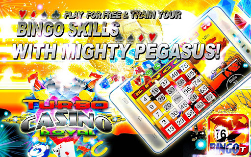 Lucky Bingo Pegasus Big Cash